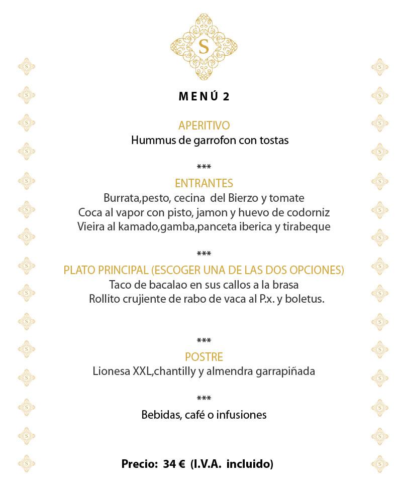 Menus para grupos en Sensum Gastrobar, restaurante en Paiporta