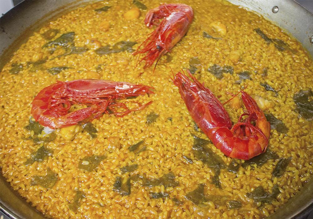 Arroces de pescado y marisco en Paiporta, Sensum Gastrobar